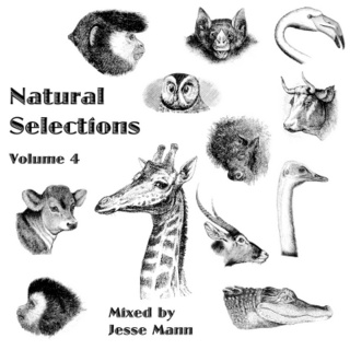 Jesse Mann - Natural Selections Vol 4 Cover