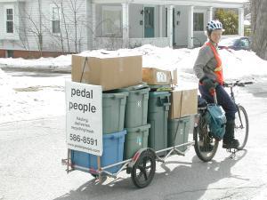 Pedal People Garbage
