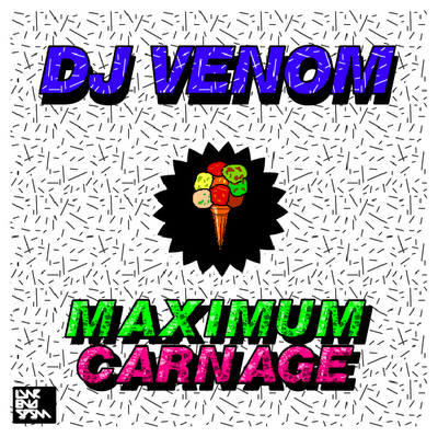 DJ Venom CD Cover