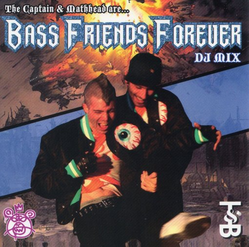 Bass Friends Forever Cover